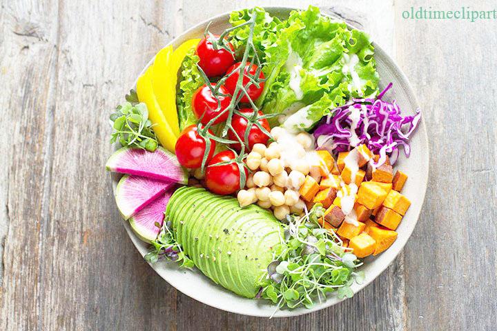 การกินเมนูเพื่อสุขภาพ