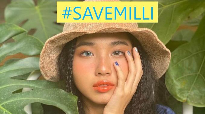 savemilli ติดเทรนด์ทวิตเตอร์มาแรงในวันนี้